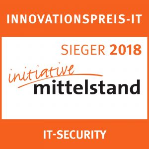 Sieger INNOVATIONSPREIS-IT 2018