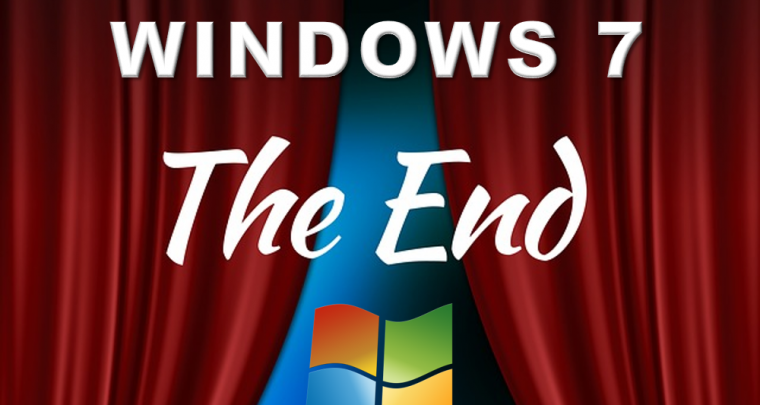 MS End of Support Windows 7